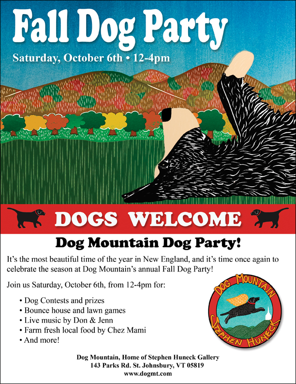 Fall Dog Party 18