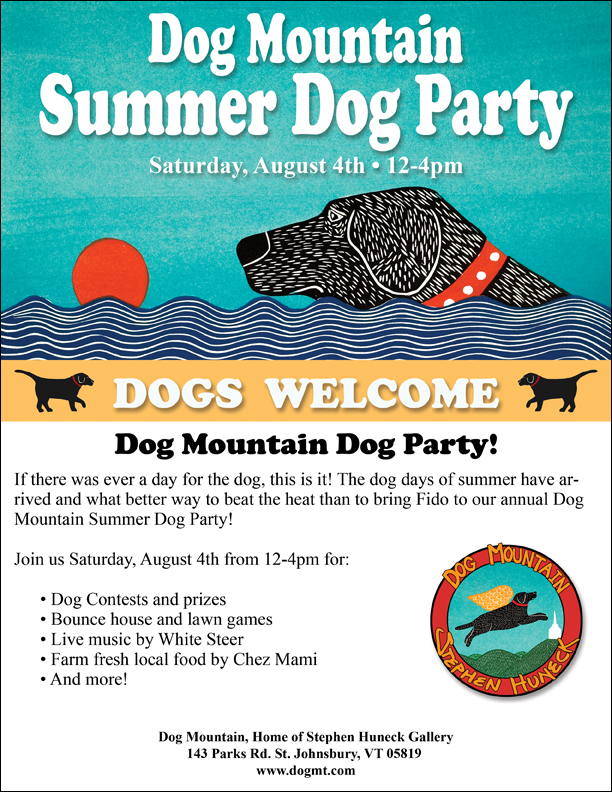Summer Dog Party 18
