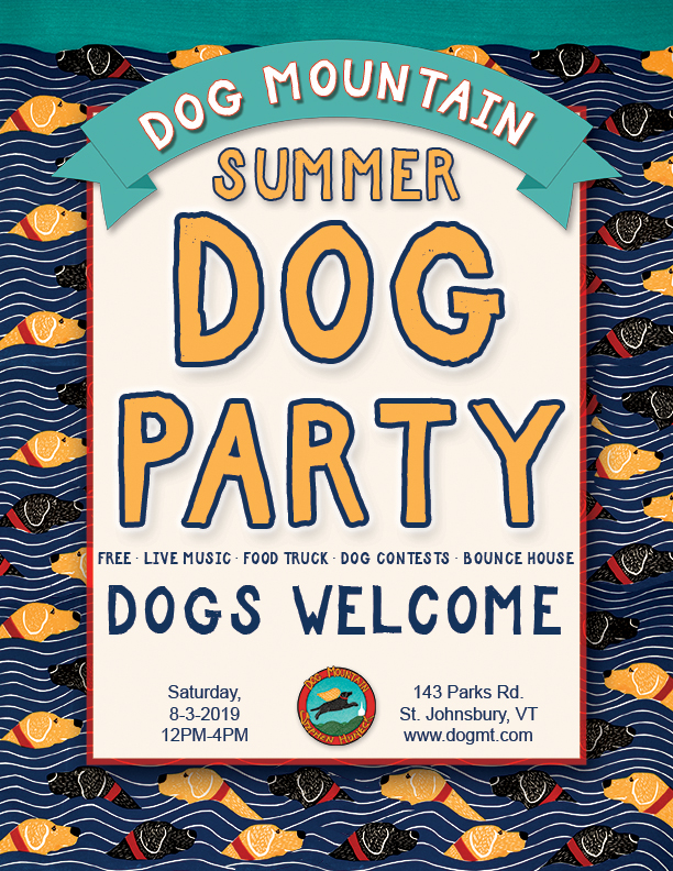 Summer Dog Party 2019