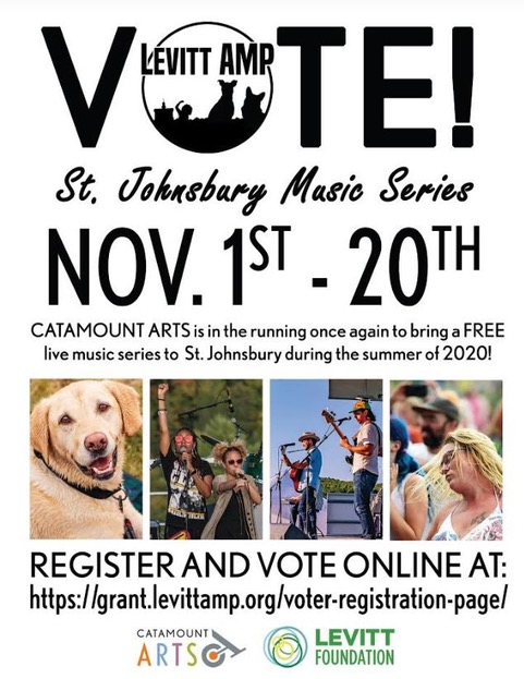 Vote for Dog Mountain Levitt AMP