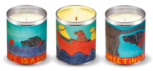Dog Mountain Candles