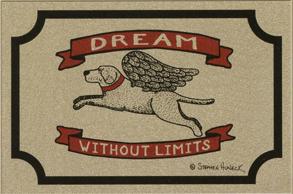 Dream Without Limits Mat