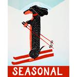 Seasonal Woodcuts