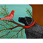Spring Woodcuts