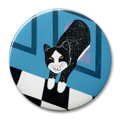 """Cat Door - 2.25"""" Round"""