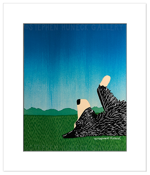 Day Dreaming (Color Choice) - Transparent Giclee