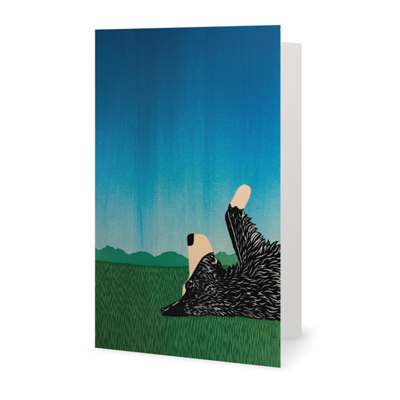 Day Dreaming - Card
