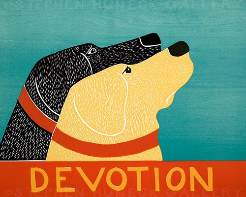 Devotion - Giclee Print