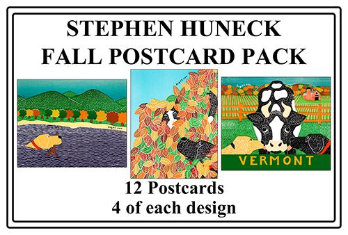 Fall Postcard Pack