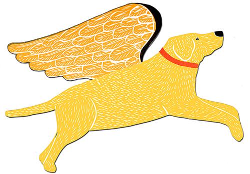Everyday Angel - Sticker Decal