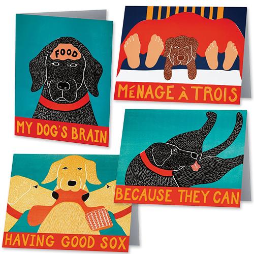 Funny Bones - Assorted Card Set