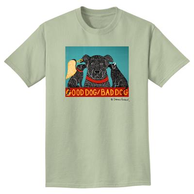 Good Dog/Bad Dog T-Shirt