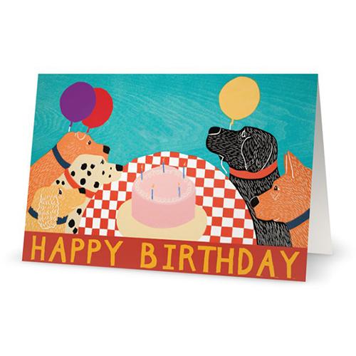 Happy Birthday - Card