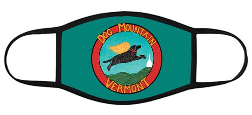 Dog Mountain Vermont - Reusable Face Mask