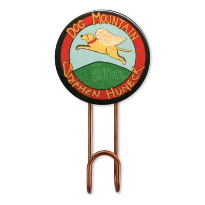 Dog Mountain Logo - Wall Hook