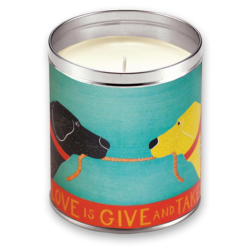 Love is Give and Take - Candle