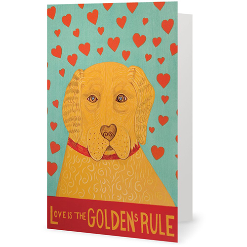 Golden's Rule - Card