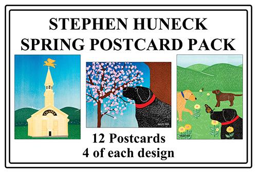 Spring Postcard Pack