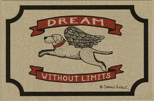 Dream Without Limits - Mat