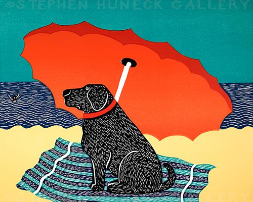 Lifeguard - Giclee Print