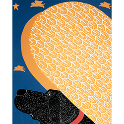 Angel Dog II - Giclee Print