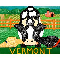 Bessie-Vermont - Giclee Print