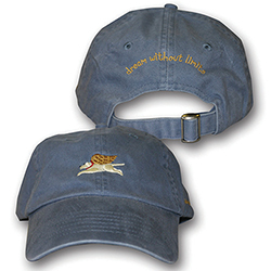 Slate Blue - Dream Without Limits Cap