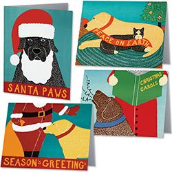 Merry Christmas - Assorted Card Set