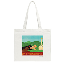 Dog Mountain Forever - Tote Bag
