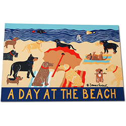 Day at the Beach - Mat
