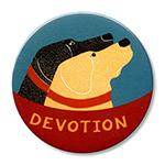 """Devotion - 2.25"""" Round"""
