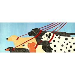 Dog Walker - Full Edition Print