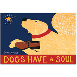 Dogs Have a Soul - Mat
