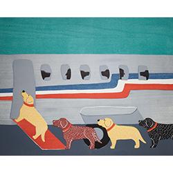 Eastern Aviation - Giclee Print
