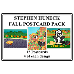 Fall Postcard Pack