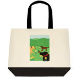Flowers & Butterflies - Tote Bag