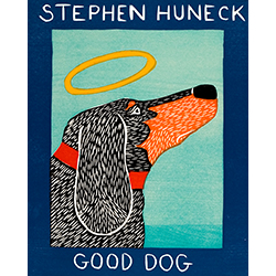 Good Dog-Dachshund - Giclee Print