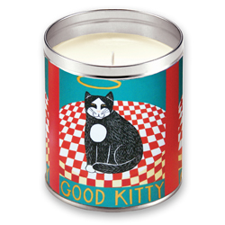 Good Kitty - Candle