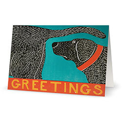 Greetings - Card