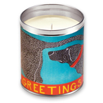 Greetings - Candle