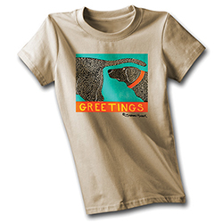 Greetings T-Shirt