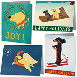 Happy Holidays - Assorted Card Set