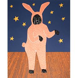 Hip Hop Star - Giclee Print