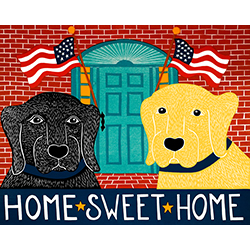 Home Sweet Home - Giclee Print