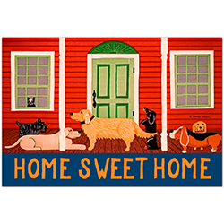 Home Sweet Home - Mat
