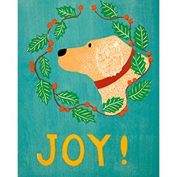 Joy-Golden - Giclee Print