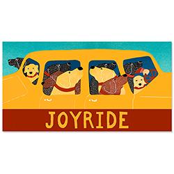 Joyride - Bumper Sticker Magnet