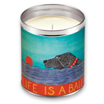 Life is a Ball - Candle