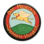 """Dog Mountain Logo - 2.25"""" Round"""