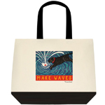 Make Waves - Tote Bag